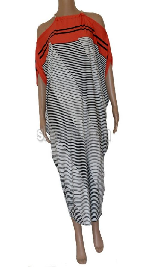Дълга лятна рокля Сисилия