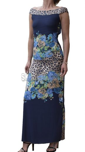 Дълга лятна рокля Даринда