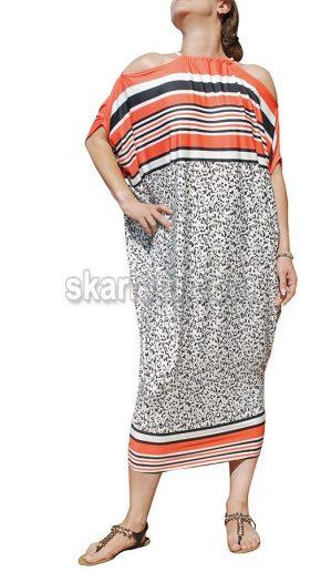 Дълга лятна рокля Sisil